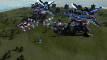 "Supreme Commander ""OrbitalWarsMod"""