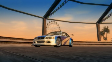 Burnout Paradise #DGI Vehicle Pack 2.0(BMW M3 GTR NFS Most Wanted)#