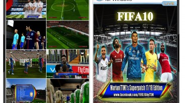 """FIFA 10 """"Marian(TIM)'s Superpatch 17/18 Edition v.2 (new update)"""""""