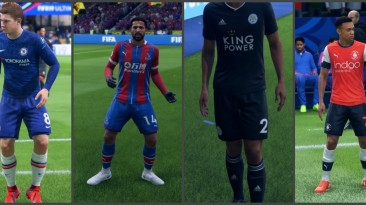 "FIFA 19 ""Big Kits Pack 8.0"""