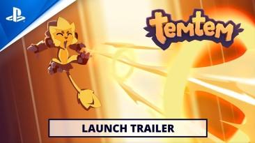 Temtem вышла в ранний доступ на PS5