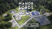 Manor Lords смешивает градостроительный симулятор с крупномасштабными битвами