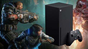Сегодняшнее обновление для Gears 5 готовит игру к запуску нового поколения на Xbox Series X/S