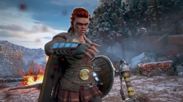 Asgard's Wrath - Трейлер файтинга про воинов Асгарда