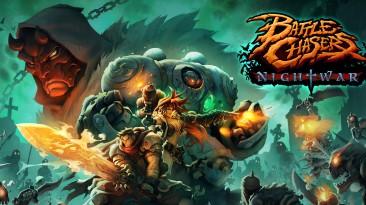 Battle Chasers: Nightwar стала лучшей мобильной игрой на Gamescom 2019