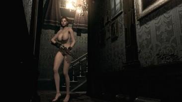 "Resident Evil ""Jill Nude HD 3.1"""