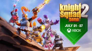 Ранняя демоверсия Knight Squad 2 будет доступна с 21 по 27 июля