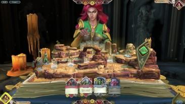 Chronicle: RuneScape Legends.   Самое начало. Обучалка. [1/4]