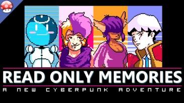 2064: Read Only Memories Integral для Switch может опять задержаться