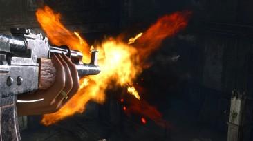 """Fallout 4 """"Улучшенный эффект стрельбы из оружия"""""""