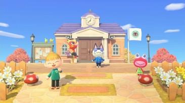 Разработчики Animal Crossing: New Horizons открыли доступ к официальному острову Nintendo