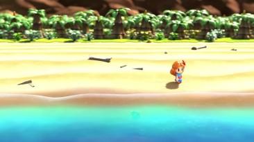 Технический анализ The Legend of Zelda: Links Awakening