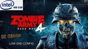 "Zombie Army 4: Dead War ""Оптимизация для слабых ПК"""