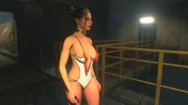 "Resident Evil 2 ""Клэр в пеньюаре (Grogu Edition)"""