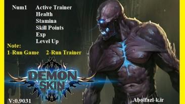 Demon Skin: Трейнер/Trainer (+5) [0.9031] {Abolfazl.k}