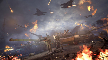 Iron Conflict станет Free-To-Play и получит новый контент