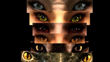 """Skyrim """"Обновленные глаза"""""""