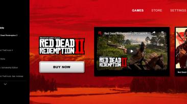 Rockstar Games Launcher v1.0.36.344