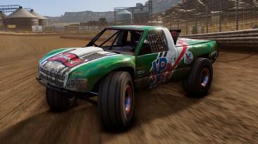 SRX: The Game - Анонс гоночной игры