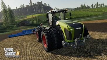 Farming Simulator 19 получит платиновое дополнение
