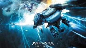 В новой демонстрации Aquanox Deep Descent показали подводные сражения