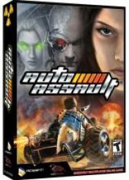 Обложка игры Auto Assault