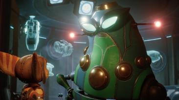 15 минут геймплея Ratchet & Clank: Rift Apart