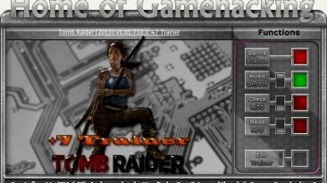 Tomb Raider (2013): Трейнер/Trainer (+7) [1.01.732.1] {sILeNt heLLsCrEAm / HoG}