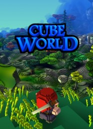 Обложка игры Cube World