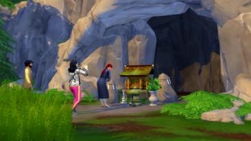 """Японский империализм не пройдёт - разработчики The Sims 4 внесут изменения в дополнение """"Снежные просторы"""""""