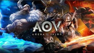 В Arena of Valor добавят режим королевской битвы с боссом в конце матча