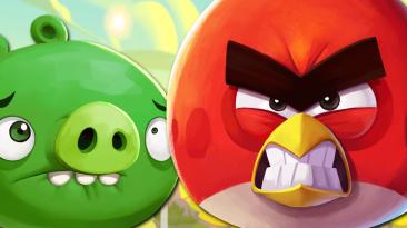 Angry Birds 2 - 50 млн загрузок меньше, чем за месяц