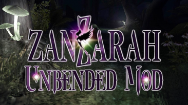 "Zanzarah: the Hidden Portal ""Мод Unbended v2.0.3"""