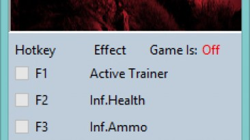 Betrayer: Trainer/Trainer (+3) [1.9.6884] {MrAntiFun}