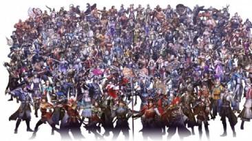 Warriors Orochi 4 установила мировой рекорд по количеству играбельных героев