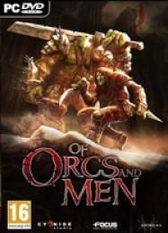 Обложка игры Of Orcs and Men