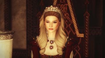 """Skyrim """"Улучшенная внешность женских персонажей"""""""
