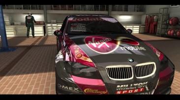 Race Driver: GRID - BMW 320 SI - хорошая машинка