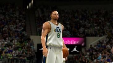 "NBA 2K10 ""Utah Jazz Jerseys Update"""