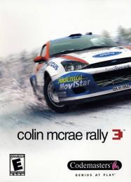 Обложка игры Colin McRae Rally 3
