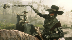 В Red Dead Online наступила неделя охотников за головами