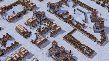 """Age of Mythology """"Ядерная зима 1.8"""""""
