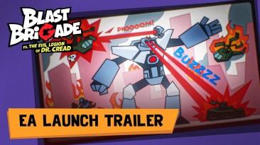 Blast Brigade vs. the Evil Legion of Dr. Cread вышла в раннем доступе Steam