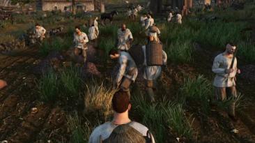 Мод Bannerlord Online превращает Mount and Blade 2 в MMO на 800 игроков