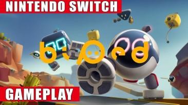 Представлен геймплей Switch-версии Biped