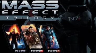 Ремастер Mass Effect Trilogy появился у ещё одного розничного продавца
