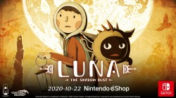 LUNA The Shadow Dust обзавелась датой релиза на Nintendo Switch