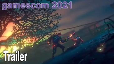 Трейлер Replaced с Gamescom 2021