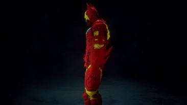 "Batman: Arkham Knight ""2039 Iron Bat (Железный Человек)"""