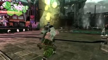 """Anarchy Reigns """"Oinkie Character Trailer"""""""